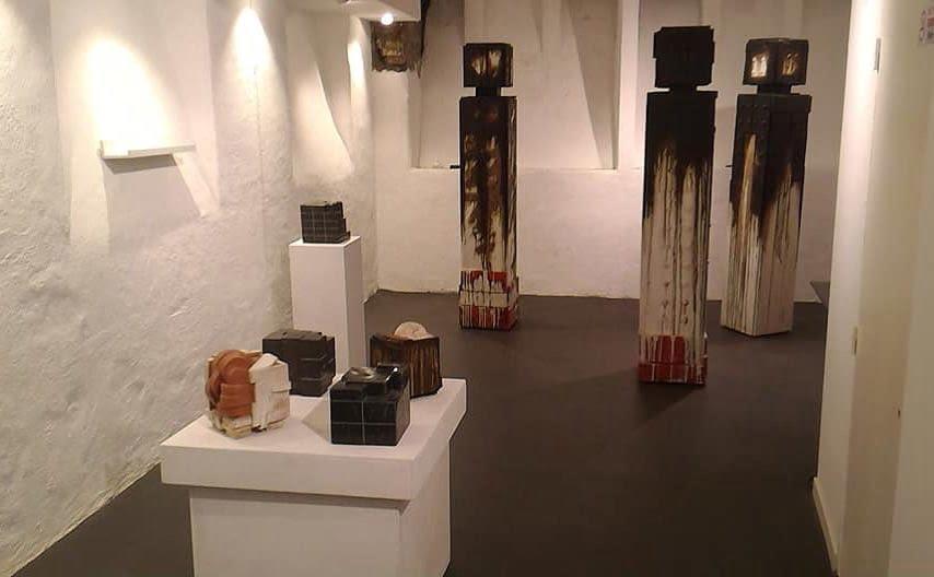 Gardiens Sylvie Rivillon Galerie 21 Toulouse