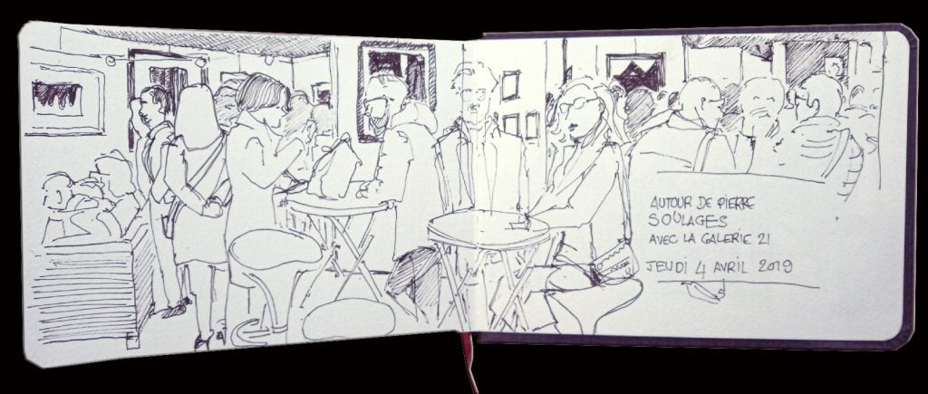 Anne Jamati Galerie 21