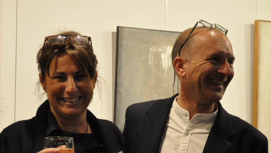 Sylvie et Didier Amigo Galerie 21 Dépêche