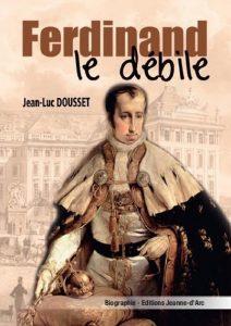 Ferdinand le débile JL Dousset Galerie 21