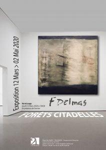 Affiche Delmas 2020 Galerie 21