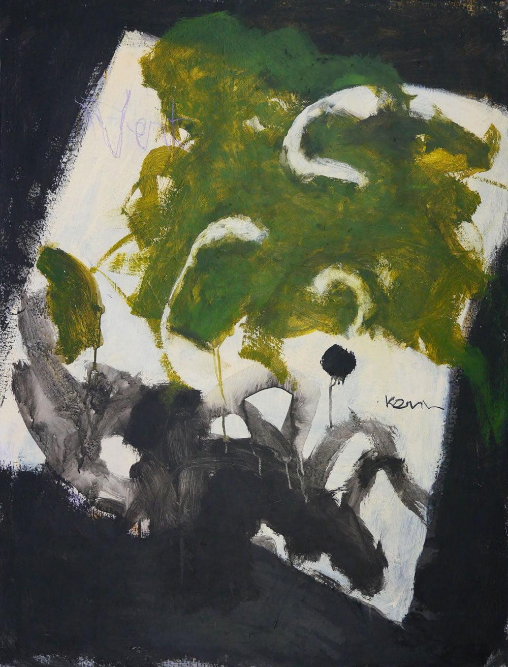 Galerie 21 Kermène Dominique 2017-318-89X116