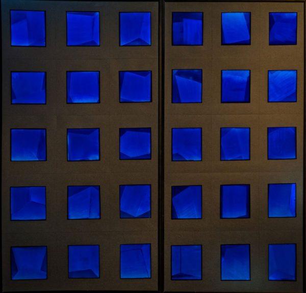 Géométries de la lumiére AJLM Galerie21