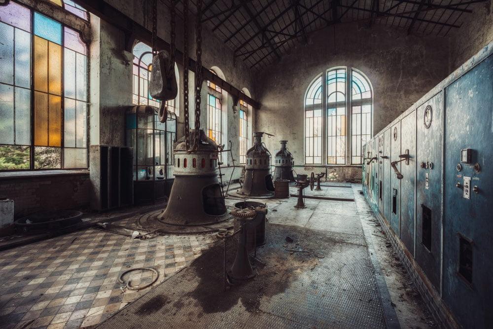 Bell-factory- Nicolas Pluquet Galerie21