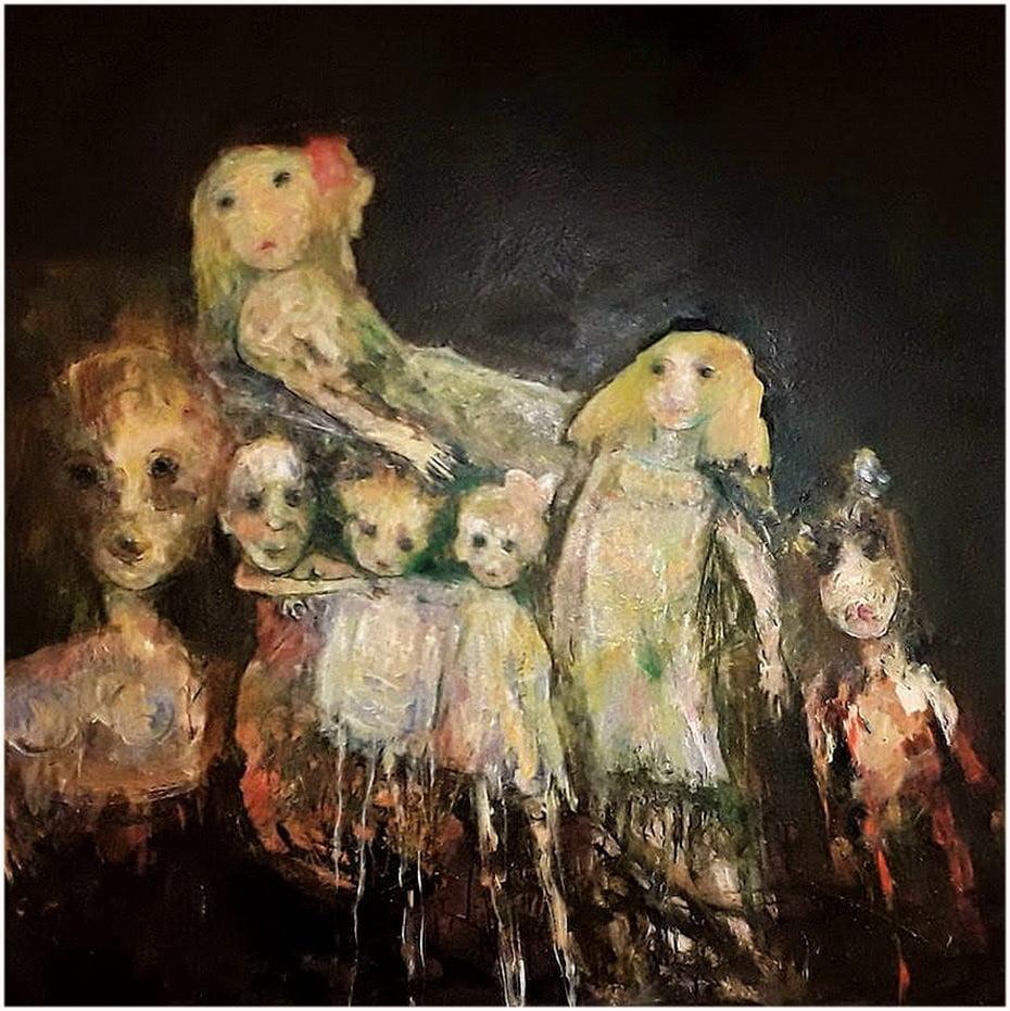 Les petites madeleines Follana Galerie21