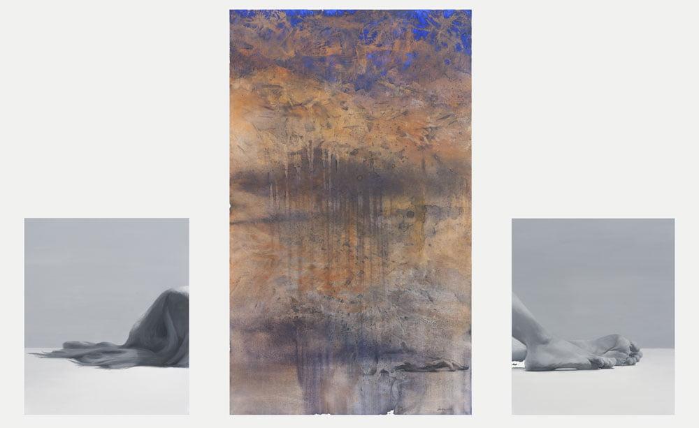 Femme 2 Jin Bo Galerie21