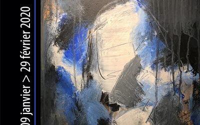 Exposition Anne Vautour a la Galerie Toulouse