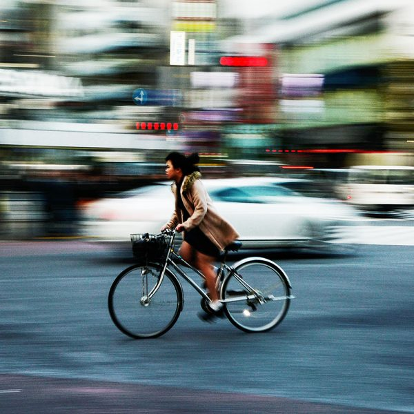 shibuya bike Patrick Betbeder Galerie21