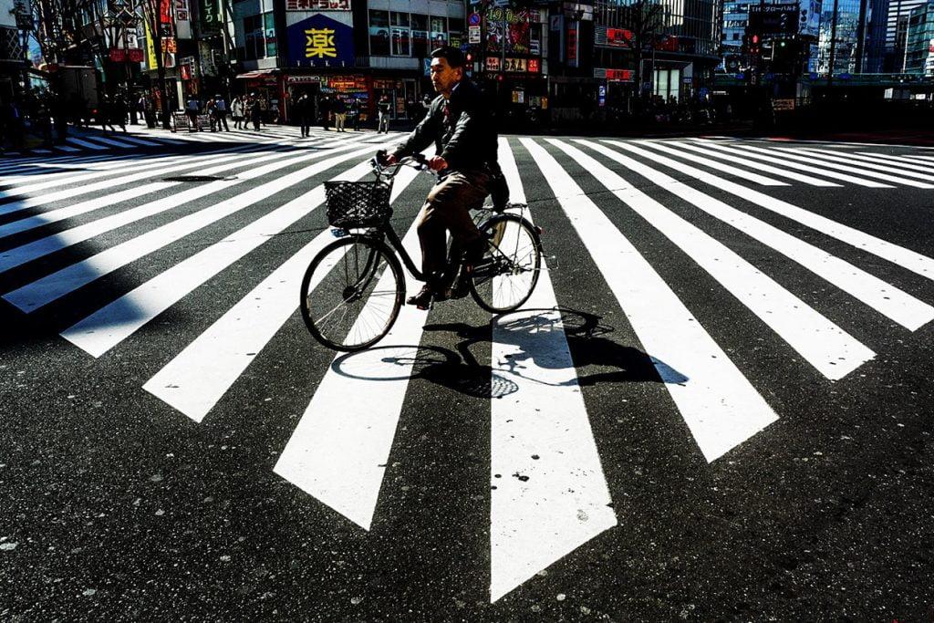 shinjuku bike Patrick Betbeder Galerie21