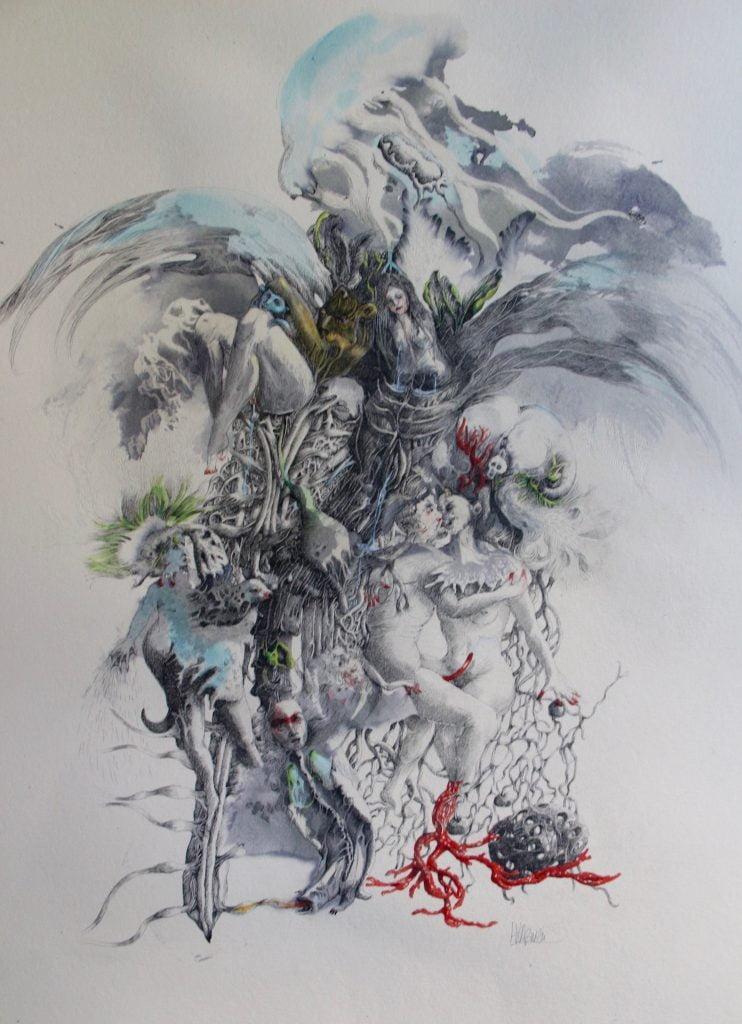 La petite mort Galerie 21